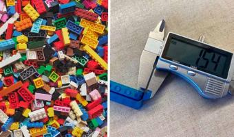 Отец научно сравнил Lego из 1996-го и 2021-го и разочаровался. Современный конструктор оказался для слабаков
