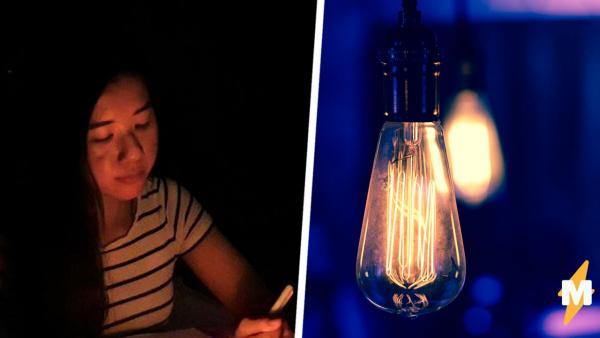Что будет, если зумерам на сутки отключить свет. Девушка проверила на себе и показала чудеса изобретательности