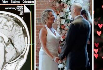 Жених пришёл на свадьбу и увидел незнакомку в платье. Он даже не подозревал, что женится на ней второй раз