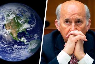 «Самый глупый» политик попросил лесников сдвинуть орбиту Земли. Доктор Фуфелшмерц, снимай маску, тебя раскрыли