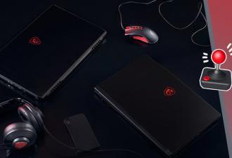 Настоящая изи-катка. Обзор легкого и мощного геймерского ноутбука от MSI