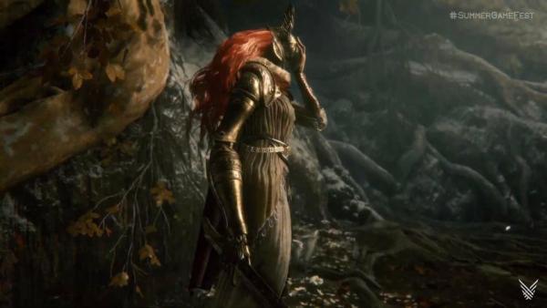 Леди Димитреску из RE: Village, тут у тебя конкурентка. Валькирия из Elden Ring похищает сердечки фанов