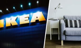 IKEA, что ты делаешь, прекрати. Люди увидели диван бренда в честь бисексуалов и сели грустить (с мемами)