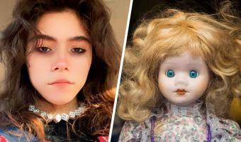 Блогерша нашла в секонде куклу и навела суету среди мистиков. Зря они боялись вуду, глядя на феминистский арт
