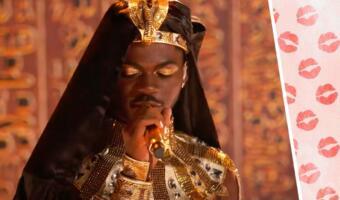 Поцелуй Lil Nas X с танцором — перформанс не для каждого. Пришёл, спел, разжёг войну — это про рэпера