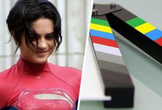 Фото Супергёрл с площадки «Флэша» — боль киноманов. Железный пресс героини сломал их мечты о премьере
