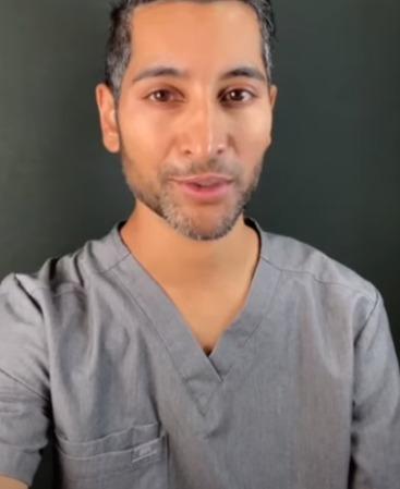 Бьюти-лайфхаки бесполезны, так и кричит видео хирурга. После его объяснений коже остаётся лишь встать и уйти
