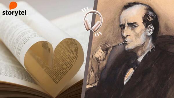 Энтони Горовиц создаст совершенно новые истории о Шерлоке для Storytel