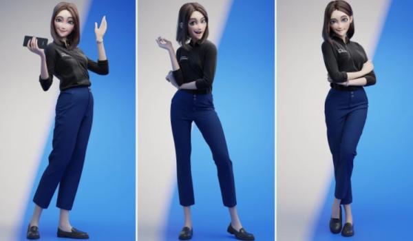 Девушки защищают виртуальную ассистентку Самсунг, и дело в артах парней. Ещё бы, их пикчи будто из аниме 18+