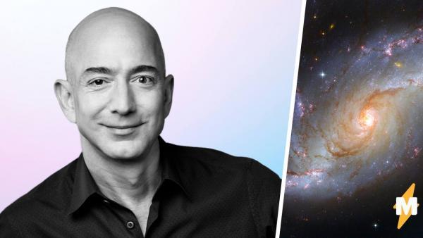 Джефф Безос полетит в космос, и людям не по себе. Ведь они видели жизнь основателя Amazon в грустных фильмах