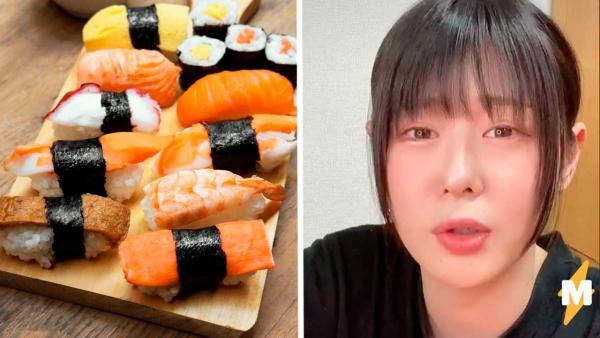 Любители суши, вы ели их неправильно. Урок от японской блогерши - удар ниже пояса для гурманов из РФ