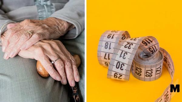 Бабуля вводит в ступор студентов, но не количеством внуков. 90 - это не только её возраст, но и объём талии