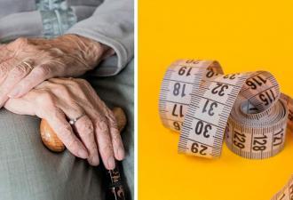Бабуля вводит в ступор студентов, но не количеством внуков. Её фигура в 90 лет — нокаут старости и сердечкам