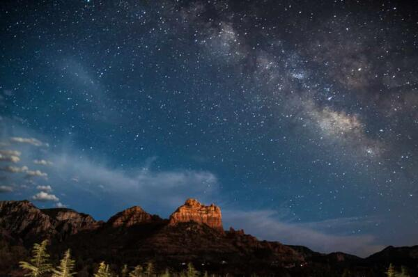 Почему смотреть на звёзды полезно - это star bathing,