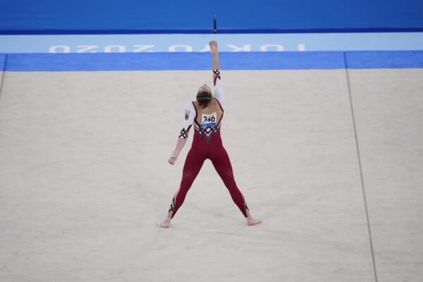 Немецкие гимнастки надели закрытые костюмы в протест сексуализации спортсменок
