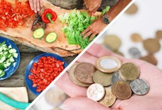 Бездомный снимает рецепты блюд, которые можно приготовить на улице. В его видео тунец по-азиатски и тортилья