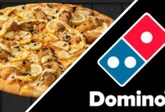 Domino's извинились за рецепт пиццы с картошкой, рыбой и лимоном