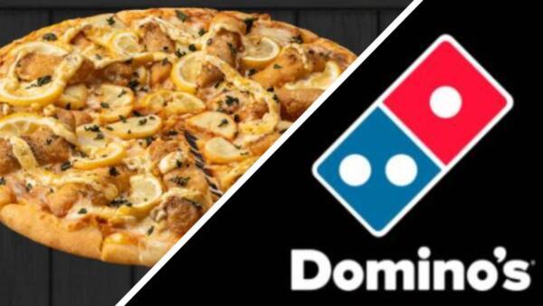 Domino's извинились за пиццу. И не зря, картошка, рыба и лимон - причина слёз гурмана