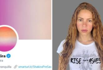 Сторонники ЛГБТ увидели в новой аватарке Шакиры флаг лесбиянок и решили, что это каминг-аут