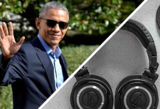 Барак Обама показал плейлист и разочаровал фанов. Они не рады треку Astronaut in the Ocean
