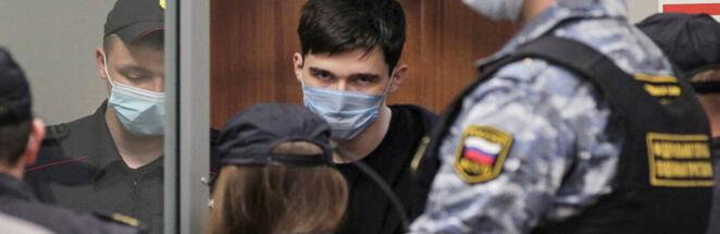 Казанский стрелок рассказал в интервью, что боится стать «овощем» в психбольнице