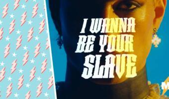 Måneskin выпустили клип I Wanna Be Your Slave, и кадры с участниками стали жизненными мемами