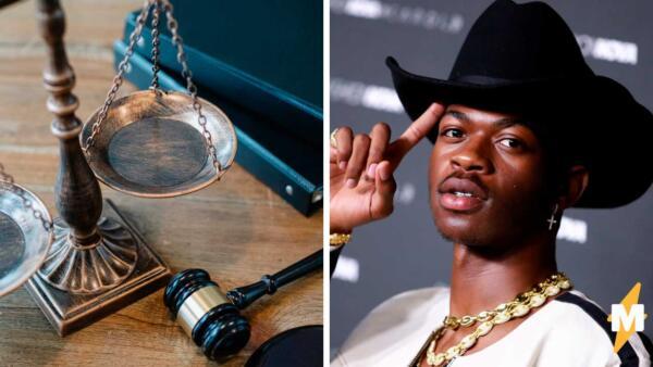 Lil Nas X запутал меломанов, рассказав о суде с Nike, но это было лишь промо нового трека