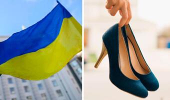 На парад — на каблуках, решило за курсанток Минобороны Украины. Но к армии хейтеров военные были не готовы