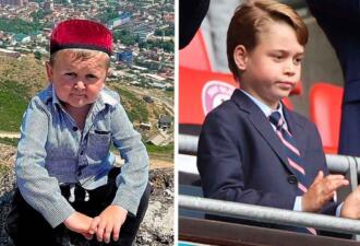 Иностранцы нашли своего Хасбика в принце Джордже, увидев, как он смеётся на видео