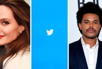 Анджелина Джоли и The Weeknd на фото из ресторана вызывают у фанов баг. «Только бы не роман», — просят они