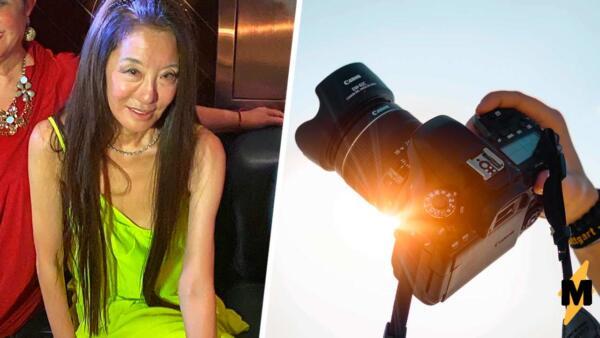 Вера Вонг в 72 выглядит на 72, если её фотографирует подруга. У себя в инстаграме она молодая