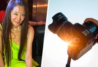 Вера Вонг запутала людей фотографиями с дня рожденья: она выглядит то на все 70, то как девушка