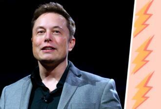 Илон Маск назвал космос надеждой человечества, и его твит стал мемом