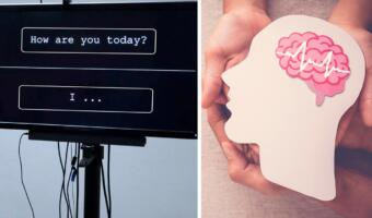 Учёные создали имплант для мозга, с помощью которого можно печатать текст силой мысли