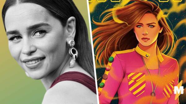 Эмилия Кларк выпустила комикс о матери супергероине, и она ни в чём не уступает Дэдпулу