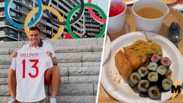 Рэгбист рассказал, о сервисе в Олимпийской деревне: бесплатная еда, автономные автобусы