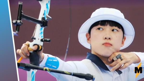 Корейская лучница, выступавшая на Олимпиаде, подверглась травле из-за короткой стрижки