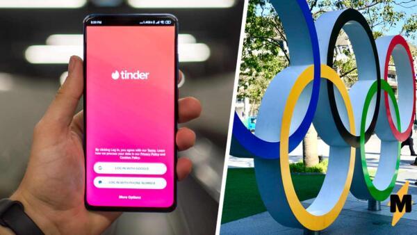 Тиктокер показал, как найти в тиндере спортсменов Олимпийских игр в Токио