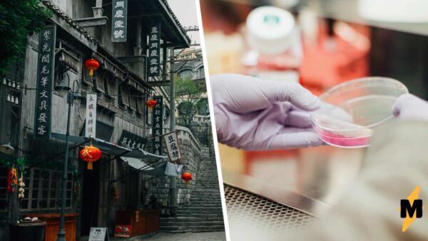 Что известно о новой вспышке ковида в Китае. Вирус попад