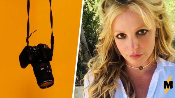 Бритни Спирс VS папарацци - выберите своего бойца. Бой из-за магии фотошопа объявляется открытым