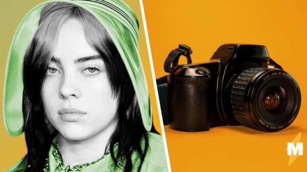 Фото Билли Айлиш для Vogue раскритиковали модники из-за одинакового выражения лица