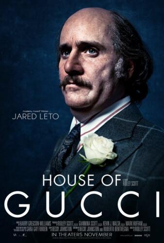 Гримёры фильма «Дом Гуччи» превратили Джареда Лето в старика для роли Паоло