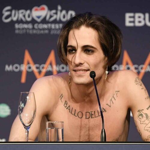 Солист Måneskin постригся и закосплеил Диму Билана, если бы тот был родом из Сочи