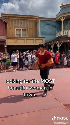 Девушка позвала на свидание персонажа Disney, но вместо сказки получила отказ