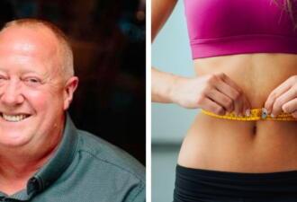 Мужчина похудел и узнал, что сделал это вовремя — лишний вес скрывал опухоль
