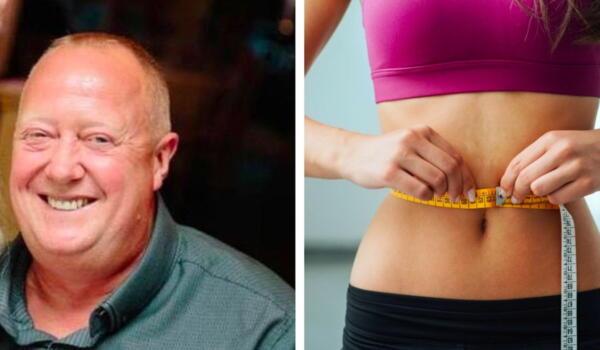 Пухляш похудел и узнал, что сделал это вовремя. Лишний вес скрывал - у мужчины был рак