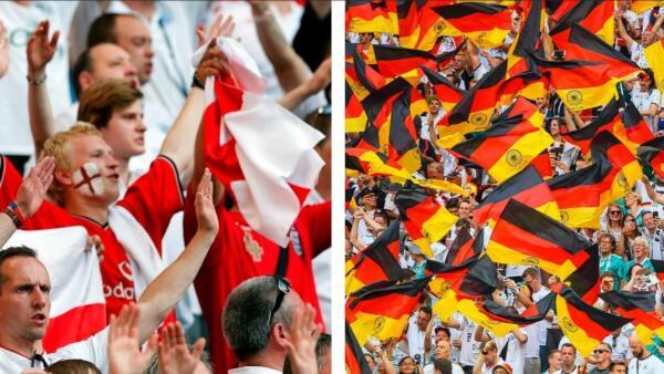 Плач юной немецкой болельщицы на Евро стал деньгами, но как? Спасибо английским фанам - их хейт монетизировали