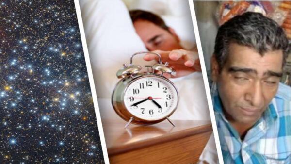 Мужчина косплеит Белоснежку и спит по 300 дней в году. Причина этому - редкая болезнь