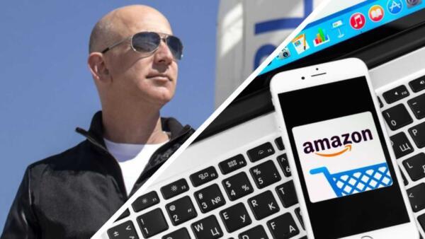 Джефф Безос поблагодарил сотрудников Amazon за финансирование его полёта в космос