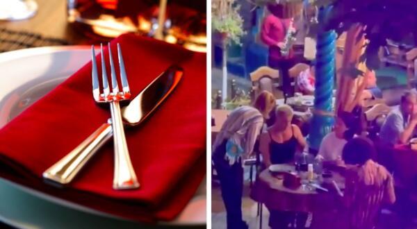 В Дагестане женщины зашли в кафе и разозлили местных. Люди подумали, что это переодетые мужчины